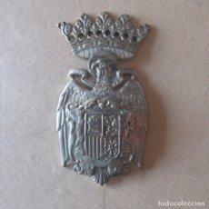 Militaria: GRAN PLACA FRANQUISTA GUERRA CIVIL. Lote 166307462
