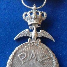 Militaria: MEDALLA PAZ DE MARRUECOS 1927 - ALFONSO XIII. Lote 166406490