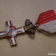 Militaria: MEDALLA BICOLOR 1926 ALFONSO XIII. Lote 166615262