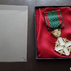 Militaria: BONITA MEDALLA DE COLECCION EN SU ESTUCHE ORIGINAL SIN USO. Lote 166664808