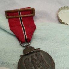 Militaria: MEDALLA DEL FRENTE ORIENTAL 1941/42 (ORDEN DE LA CARNE CONGELADA). Lote 166768534