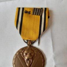 Militaria: WW2. BÉLGICA. MEDALLA DE LA VICTORIA. CON PASADORES. Lote 167672908