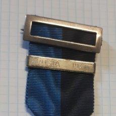 Militaria: MEDALLA VIUDAS DE LA DIVISIÓN AZUL, PASADOR PLATEADO, RUSIA 1941. Lote 32329049