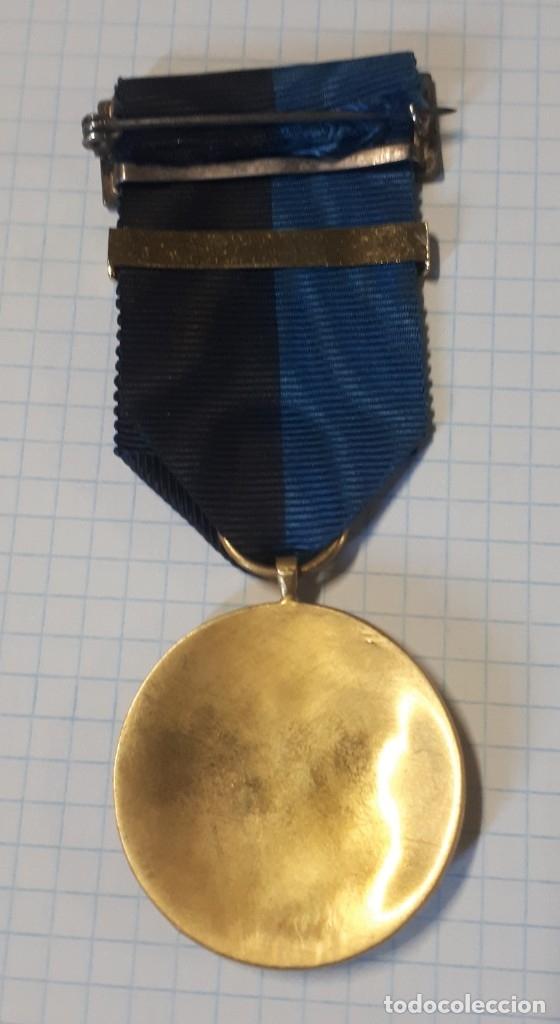 Militaria: Medalla viudas de la división azul, pasador plateado, Rusia 1941 - Foto 4 - 32329049