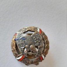 Militaria: WW2. DISTINTIVO REGIMENTAL CABALLERÍA POLACA 1939. Lote 168079732