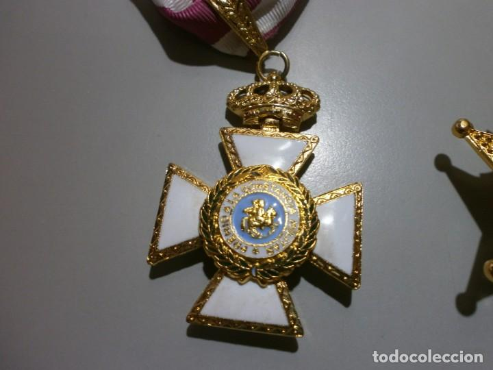 Militaria: gran lote de medallas militares españolas perfecto estado originales - Foto 5 - 168197348
