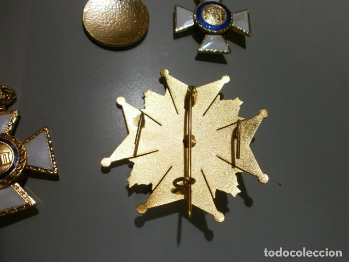 Militaria: gran lote de medallas militares españolas perfecto estado originales - Foto 9 - 168197348
