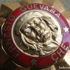 Militaria: BELLISIMA ORDEN CUBANA DE ERNESTO CHE GUEVARA. REPUBLICA DE CUBA. PRIMER GRADO. REVOLUCION CUBANA.. Lote 168387452