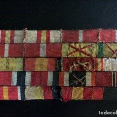 Militaria: PASADOR DE DIARIO DE DIVISIONARIO. DIVISIÓN AZUL. . Lote 168417840