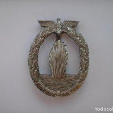 Militaria: WWII THE GERMAN BADGE KRIEGSMARINE MINESWEEPER. Lote 168955860