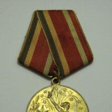 Militaria: MEDALLA 1945-1975. 30 ANIVERSARIO 2ª GUERRA MUNDIAL. URSS. RUSIA COMUNISTA. Lote 169598740