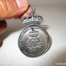 Militaria: MEDALLA ESPAÑA GUARDIA CIVIL AN PRECIOSA 1913 2013 100 AÑOS DE GRATITUD. Lote 169808292
