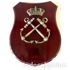 Militaria: METOPA ANCLA Y CORONA. Lote 169925224