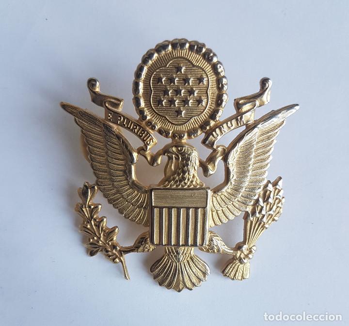 ESCUDO ESTADOS UNIDOS (USA) (Militar - Medallas Internacionales Originales)