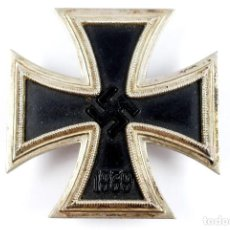 Militaria: CRUZ DE HIERRO 1939 DE 1ª CLASE NO MAGNETICA PARA LA WEHRMACHT. Lote 170183124
