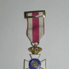 Militaria: MEDALLA, CRUZ DE SAN HERMENEGILDO, ÉPOCA ALFONSO XIII, PREMIO A LA CONSTANCIA, EXCELENTE ESTADO DE C. Lote 170490708