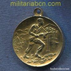 Militaria: REPÚBLICA DE CUBA. MEDALLA DE LA LUCHA CONTRA LOS BANDIDOS. 1979.. Lote 170921330