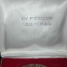 Militaria: MEDALLA DE MANO REGALO DE DON JUAN CARLOS I.. Lote 171369373
