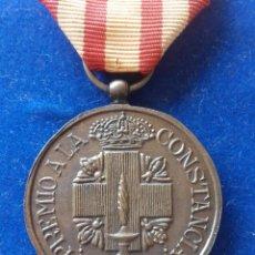 Militaria: MEDALLA DE LA CONSTANCIA DE LA CRUZ ROJA 1924 A 1931 - ALFONSO XIII. Lote 171400365