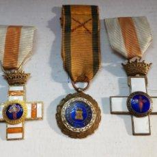 Militaria: MEDALLAS SUBOFICIAL ESPAÑOL COMBATIENTE DIVISIÓN AZUL. Lote 171533455