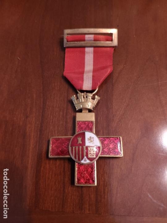 Militaria: Medalla Cruz al mérito República española - Foto 2 - 171698322