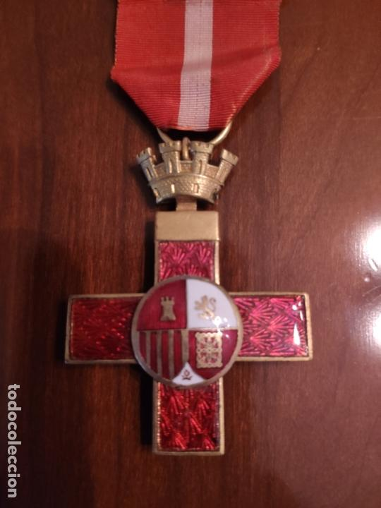 Militaria: Medalla Cruz al mérito República española - Foto 3 - 171698322