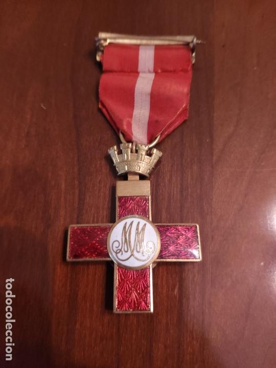 Militaria: Medalla Cruz al mérito República española - Foto 4 - 171698322