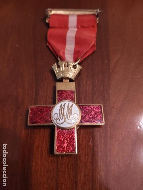 Militaria: Medalla Cruz al mérito República española - Foto 5 - 171698322