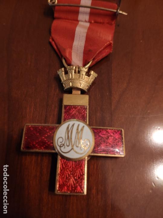 Militaria: Medalla Cruz al mérito República española - Foto 8 - 171698322