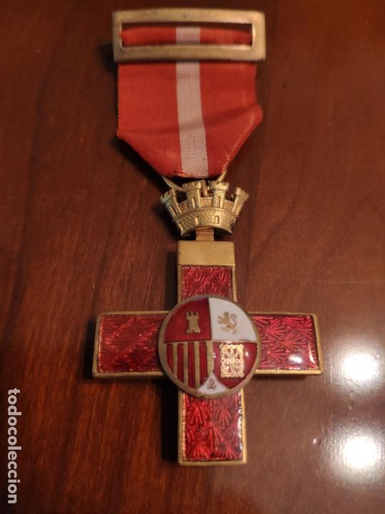 Militaria: Medalla Cruz al mérito República española - Foto 9 - 171698322