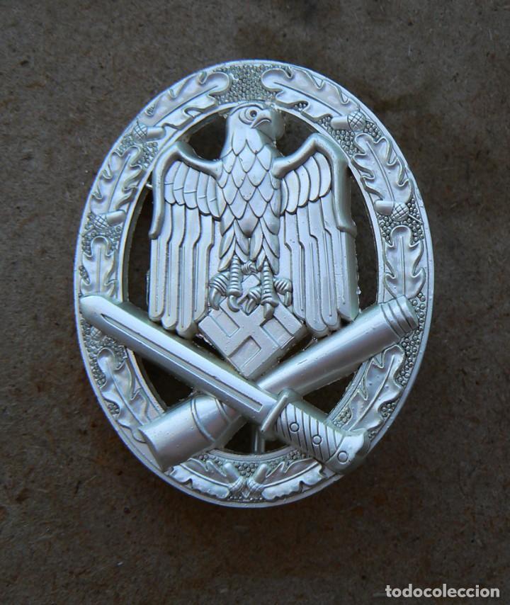 INSIGNIA DE ASALTO GENERAL.TERCER REICH. NAZI (Militar - Reproducciones y Réplicas de Medallas )