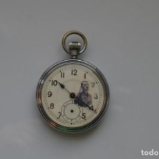 Militaria: WWII THE GERMAN WATCH ADOLF HITLER. Lote 171831002