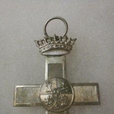Militaria: CRUZ MERITO MILITAR TROPA. Lote 187492545