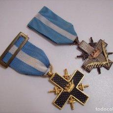 Militaria: MEDALLAS CRUZ DE GUERRA CABOS Y SOLDADOS. Lote 172214072