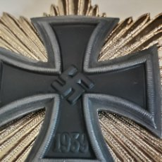 Militaria: MILITAR ALEMANIA GRAN CRUZ DE ALEMANIA EN DOS PIEZAS EN DORADO DESLUMBRANTE. Lote 172763490
