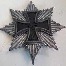 Militaria: MILITAR ALEMANIA GRAN CRUZ DE ALEMANIA EN DOS PIEZAS EN PLATEADO. Lote 172763548