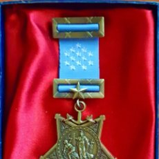 Militaria: USA NAVY CIVIL WAR 1913-1942 NAVY ORDER OF MEDAL HONOR. Lote 139200202