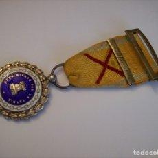 Militaria: MEDALLA SUFRIMIENTOS POR LA PATRIA DESEMBARCO DE ALHUCEMAS COMBATES DE CUDIA TAHAR 13 9 1925. Lote 173398877