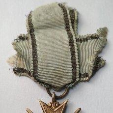 Militaria: MEDALLA BULGARA AL VALOR 1ª CLASE. GUERRA BALCANES. 1912/13. 100% ORIGINAL. Lote 173575753