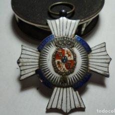Militaria: MAGNIFICA ANTIGUA CONDECORACION ESMALTADA,FIDELIDAD MILITAR REY FERNADO VII,SALIDA 1 EURO. Lote 173816485