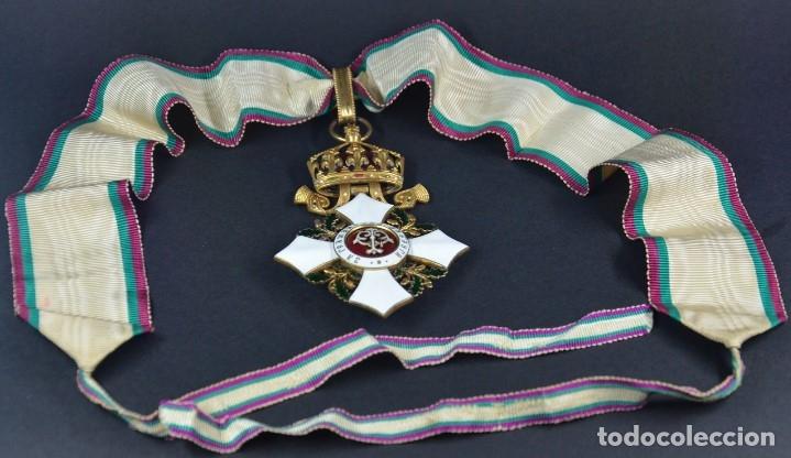Militaria: Orden al Mérito Civil III Clase, Reino de Bulgaria. Periodo Fernando I, de 1902/08. Rara! - Foto 7 - 173967204