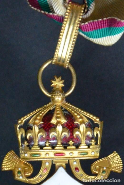 Militaria: Orden al Mérito Civil III Clase, Reino de Bulgaria. Periodo Fernando I, de 1902/08. Rara! - Foto 9 - 173967204