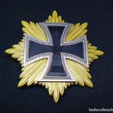 Militaria: ESTRELLA DE LA GRAN CRUZ DE LA CRUZ DE HIERRO. STERN ZUM GROSSKREUZ DES EISERNEN KREUZES. Lote 195392783