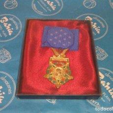 Militaria: MEDALLA REPLICA UNITED STATES OF AMERICA VALOR. Lote 174164854