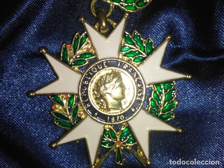 Militaria: MEDALLA FRANCESA REPUBLIQUE FRANCAISE 1870 HONNEUR ET PAT RIE - Foto 5 - 174165935