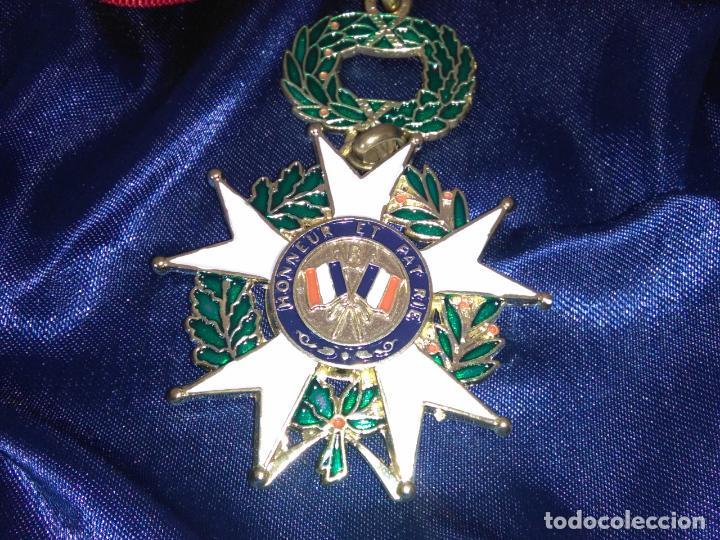 Militaria: MEDALLA FRANCESA REPUBLIQUE FRANCAISE 1870 HONNEUR ET PAT RIE - Foto 8 - 174165935