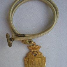 Militaria: MEDALLA DE PROFESOR MERCANTIL. ÉPOCA DE FRANCO.. Lote 174318898