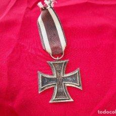 Militaria: ANTIGUA MEDALLA CRUZ DE HIERRO 1 GUERRA MUNDIAL , 1813 -1914. Lote 180971032