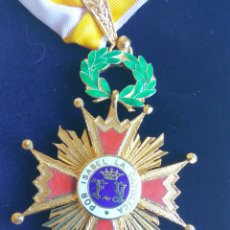 Militaria: ENCOMIENDA DE ISABEL LA CATOLICA. Lote 174380840