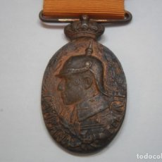 Militaria: MEDALLA DE MELILLA(CAMPAÑA DEL RIF)1910,CATEGORIA DE BRONCE(TROPA),MARCADA:VALLMITJANA-TAXDIRT-HIZ-Z. Lote 69108427